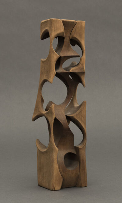 Manierre Dawson, 'Untitled (Abstract Carving)', ca. 1945