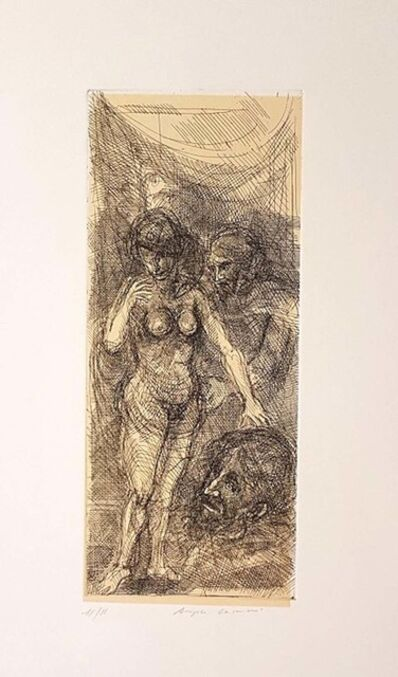Angelo Canevari, 'Angels ', 1969