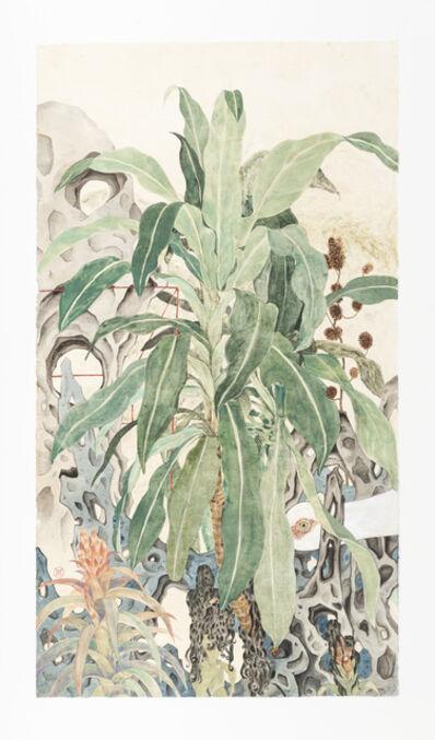 Chen Wen-Li, 'Pets and plants', 2017
