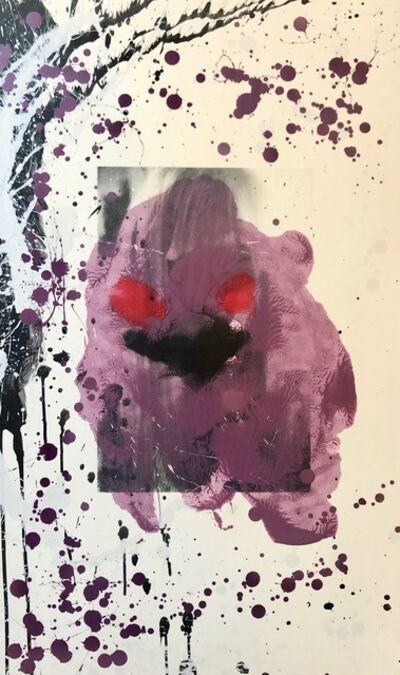 Adam Handler, 'Madonna Ghost', 2018