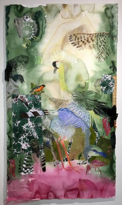 Anne Gregory, 'Birds of the World', 2017