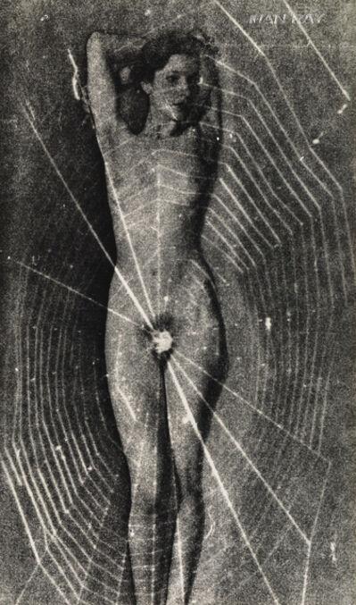 Man Ray, 'Spider Woman', circa 1950