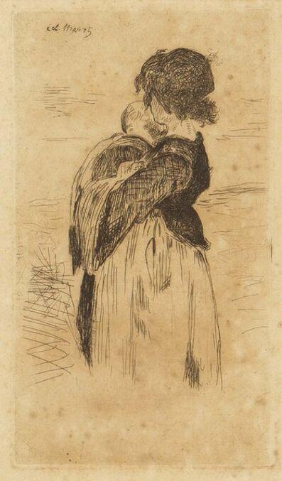 Édouard Manet, 'The Little Girl', 1861-1862