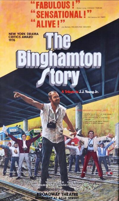 Tony Fachet, 'The Binghamton Story', 1976