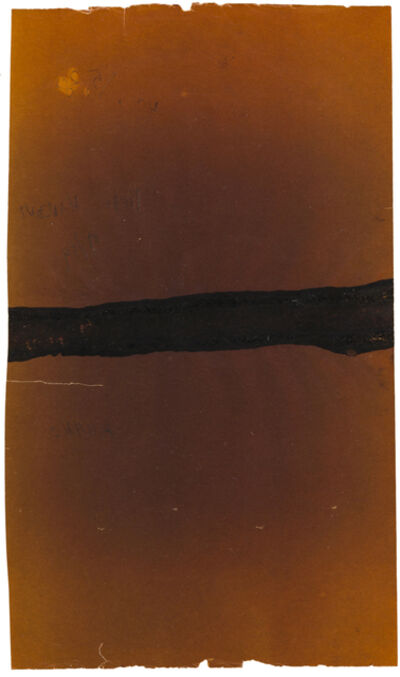 Piero Manzoni, 'Line (line fragment, 15.78m)', 1959