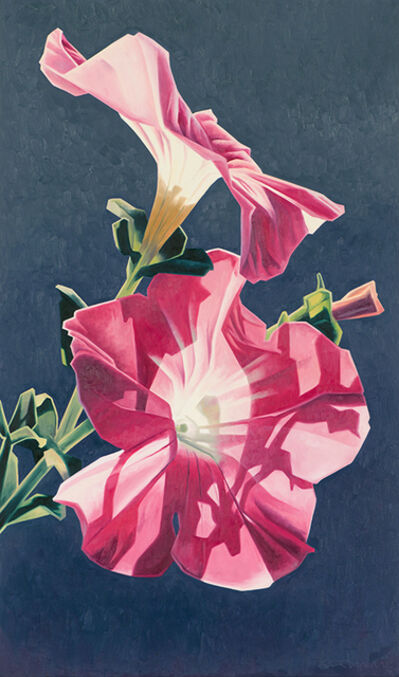 Ed Mell, 'Two Petunias', 20th/21st Century