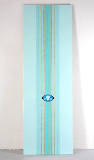 Peter Dayton, 'Bing #9 (Blue Surfer)', 2008