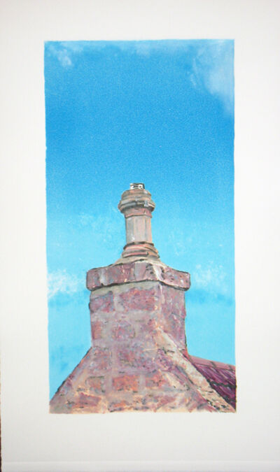 Agnes Murray, 'Roanheads Chimney, #8 (Scotland)', 2014