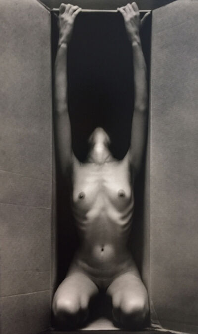 Ruth Bernhard, 'In the Box – Vertical', 1962