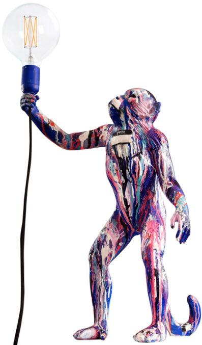FAT, 'Monkey Lamp', 2019