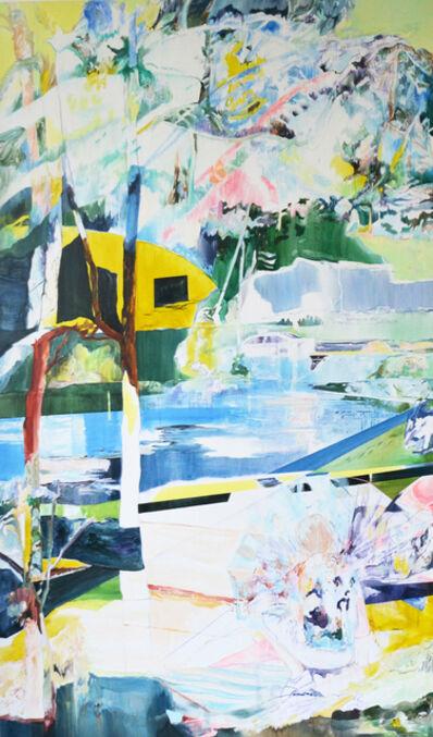 Beatriz Guzman Catena, 'Flying kites A', 2019