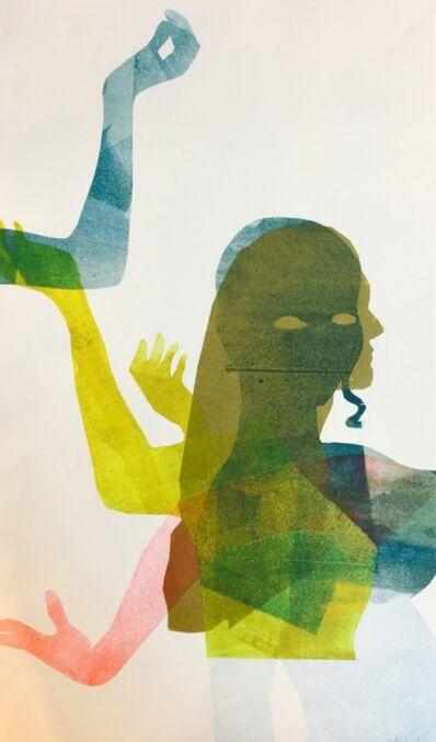 Loren Abbate, 'Twister Sister', 2016