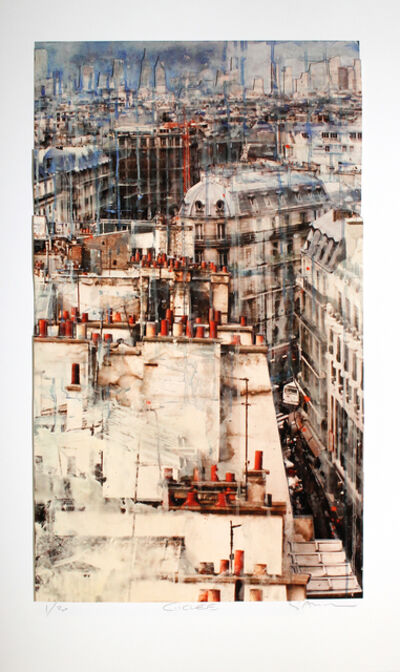 Gottfried Salzmann, 'Paris', 2017
