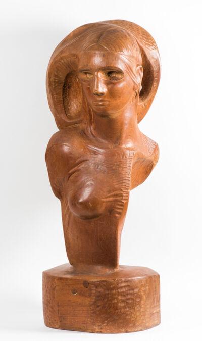 Khazaal Al Qassaf, 'Woman', 1975