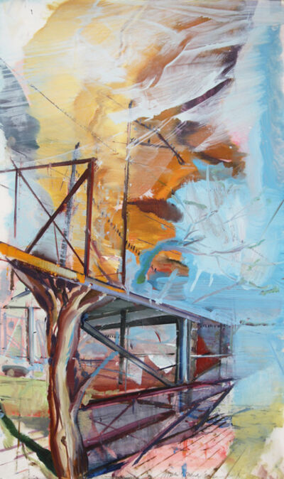 Martin Golland, 'Station', 2013