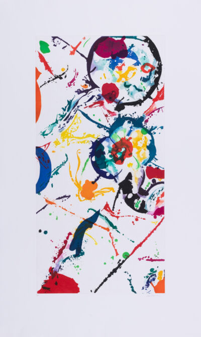 Sam Francis, 'Composition 76', 1991