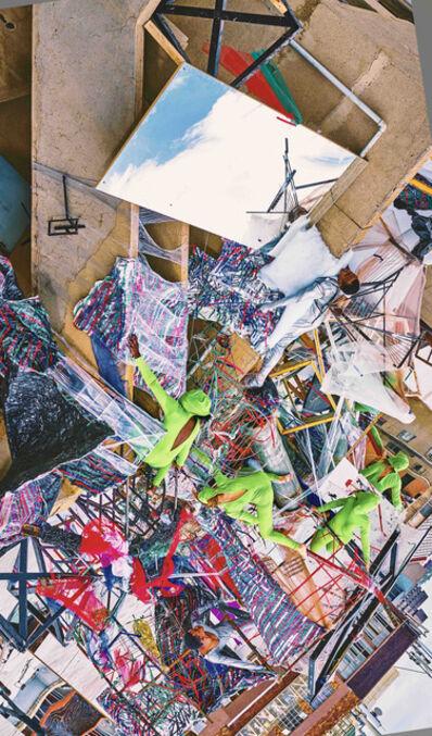 Jake Michael Singer, 'Promises of the City, Burst', 2017