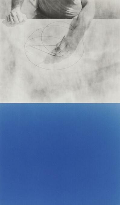 Laurent Millet, 'Cyanomètre 8', 2017