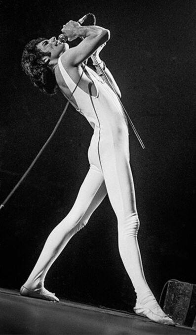 Michael Brennan, 'Freddie Mercury, 1977', 1977