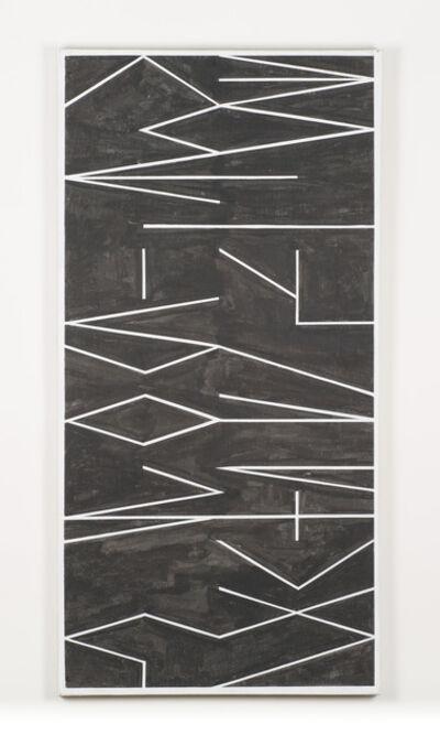 Emilia Azcárate, 'Sin título (Abecedario)', 2014