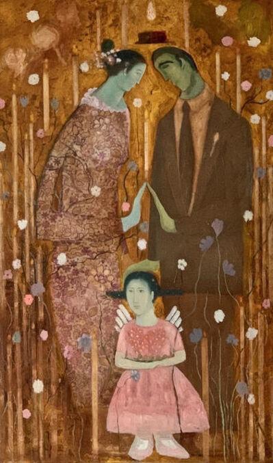 """Orlando Agudelo Botero, ' """"EL CASAMIENTO"""" - Joy, The Wedding', 2019"""