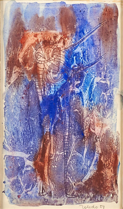 Francisco Toledo, 'Untitled', 1959