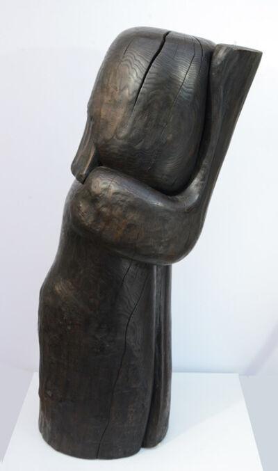 Wang Keping 王克平, 'Femme timide', 1995