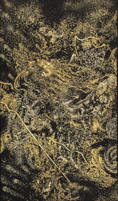 Koho Tatsumra, 'Dragon Emerging from a Nebula'