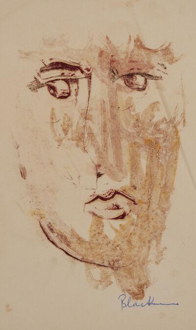 Charles Blackman, 'Untitled (Contemplation)', ca. 1953