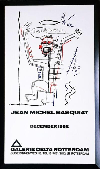 Jean-Michel Basquiat, 'Jean-Michel Basquiat', 1982