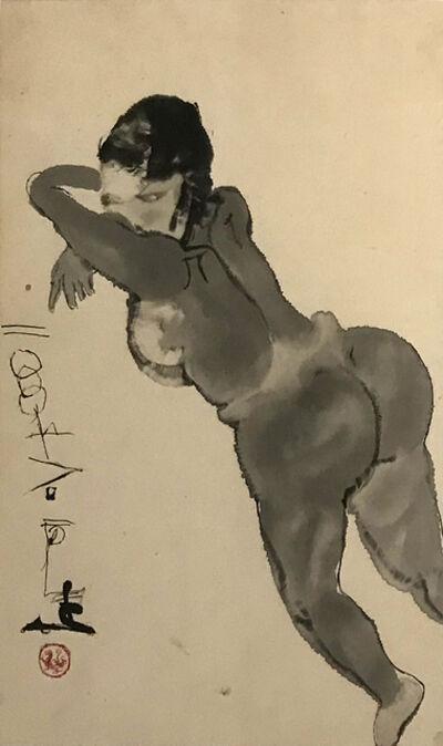 Shi Hu 石虎, 'Study of Human Body I', 2007