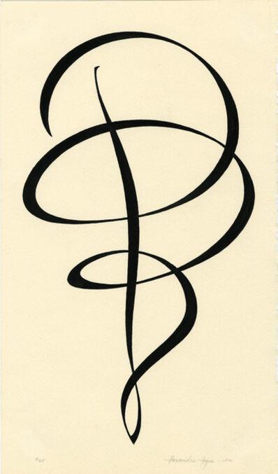 Alexandre Hogue, '#45', 1970