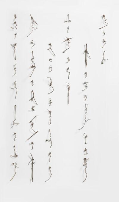 Cui Fei, 'Manuscript of Nature V_006_1 自然的手稿之五 _六_一', 2016