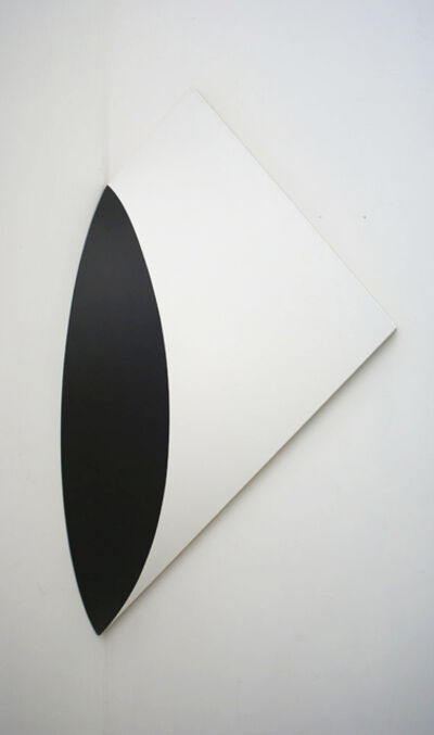 Jan Maarten Voskuil, 'Sliced Circle (Cut Off)'