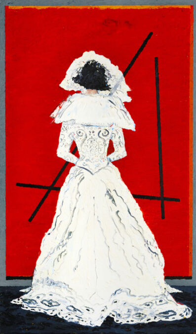 Derek Boshier, 'The Bride', 1983