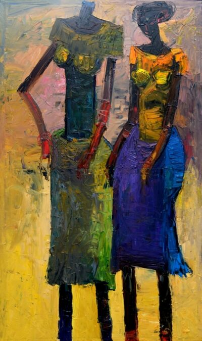 DUKE ASIDERE, 'Women', 2018