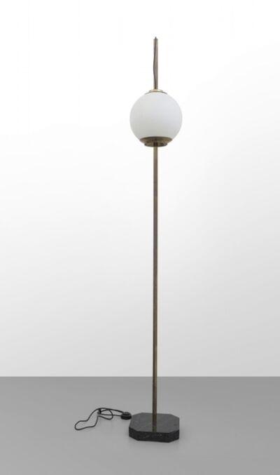 Luigi Caccia Dominioni, 'A 'Pallone da terra' (LTE10) floor lamp', 1958