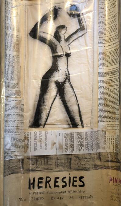 Miriam Schapiro, 'Heresies ', 1977