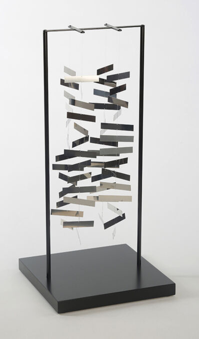 Julio Le Parc, 'Mobile rectangle dans l'espace', 1967-2009