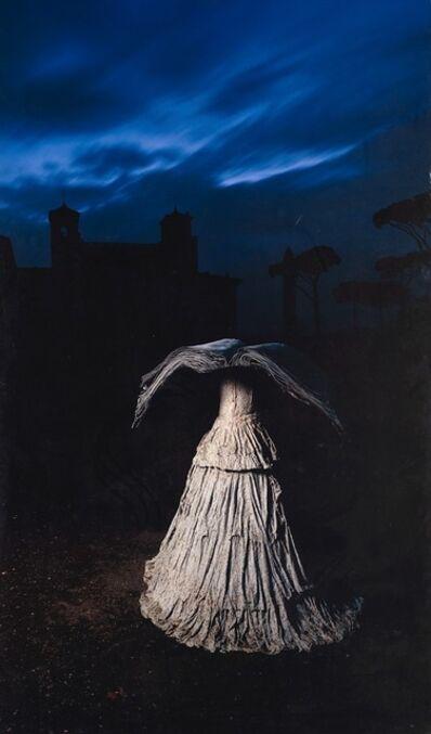 "Claudio Abate, 'Anselm Kiefer ""Sappho"", Villa Medici, Rome'"