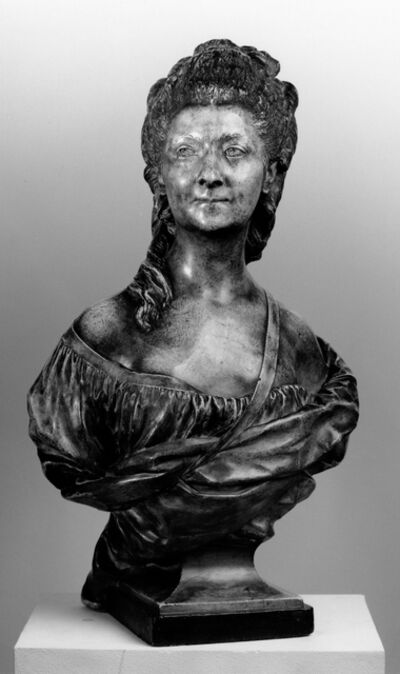 Jean-Antoine Houdon, 'Madame His', 1751-1828