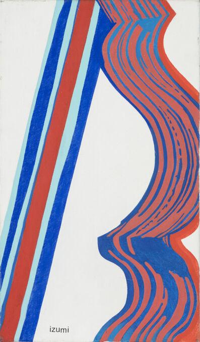 Shigeru Izumi, 'FM8xx (tentative)', 1967