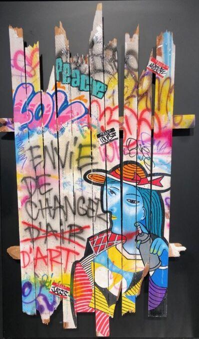 Onemizer, 'Envie De Changer d'Art', 2019