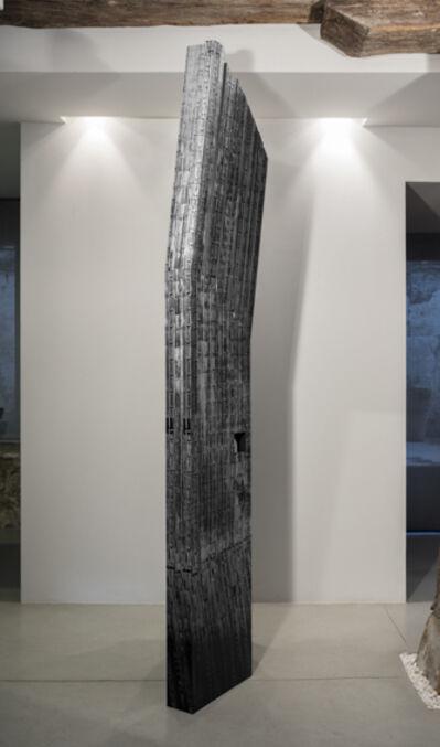 Aitor Ortiz, 'Amorfosis 000. Configuración 3', 2016