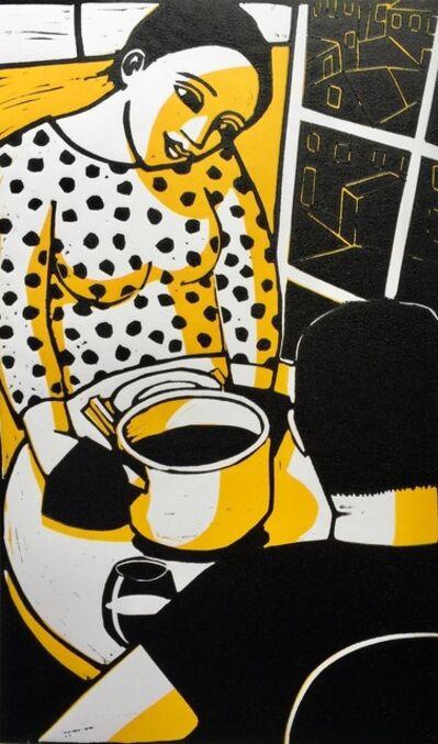 Anita Klein PPRE, 'Dinner in Winter', 2020