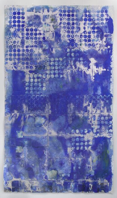 Ellen Hackl Fagan, 'Seeking the Sound of Cobalt Blue_Winter', 2017