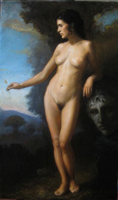 Matthew James Collins, 'Allegory: Persephone', 2014