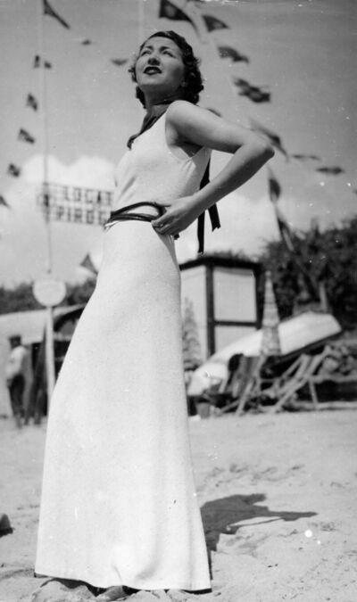 Germaine Krull, 'On the Beach', 1935