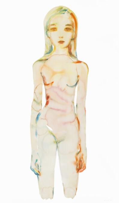 Kim McCarty, 'Girl Straight Ahead', 2013