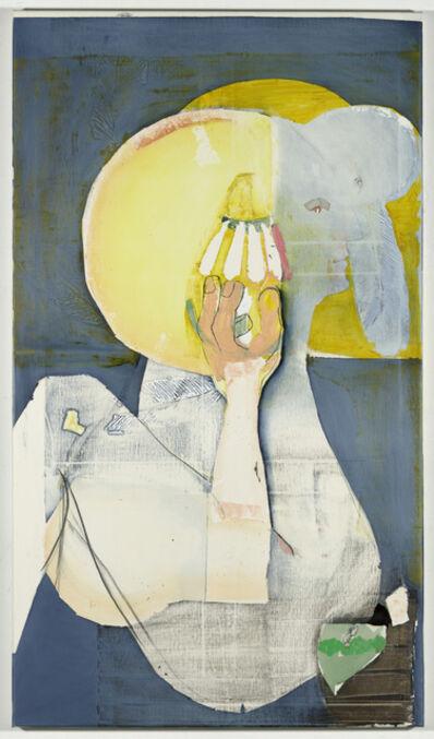 Magnus Plessen, 'Untitled (Fig 9)', 2019